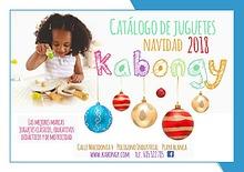 Catálogo Juguetes Kabongy 2018-2019