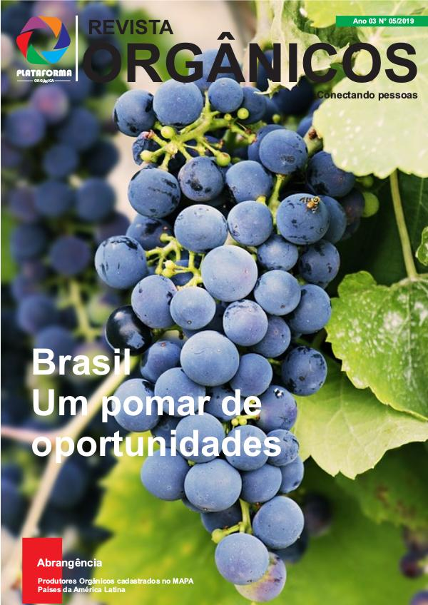 Revista Orgânicos REVISTA ORGANICOS ANO 03 N05 2019