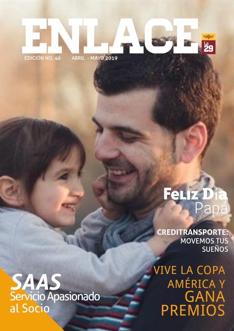 Abril - Mayo Edición No. 46.