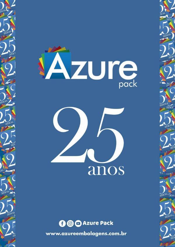 AZURE EMBALAGENS 25 anos