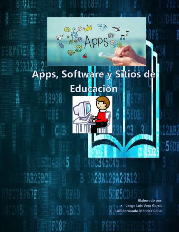 Apps, Software y Sitios de Educación Apps, Software y Sitios de Educación