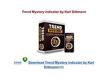 Karl Dittmann Trend Mystery Indicator