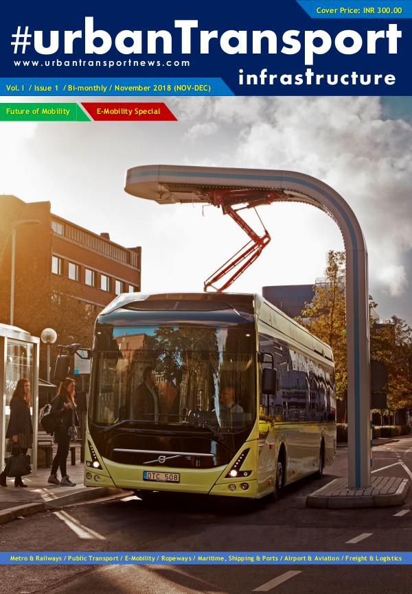 Urban Transport Infrastructure November 2018 Urban Transport Infra November 2018
