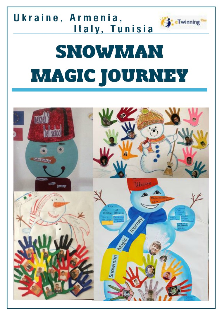 SNOWMAN MAGIC JOURNEY Snowman Magic Journey