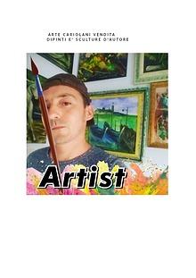 arte Cariolani ,vendita dipinti e' sculture d'autore
