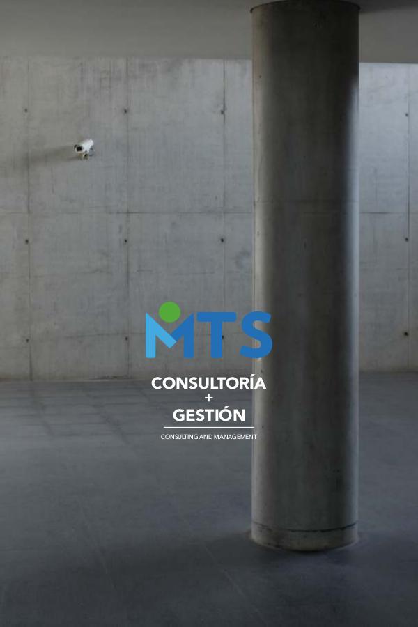 Mi primera publicacion MTS Consultoría + Gestión
