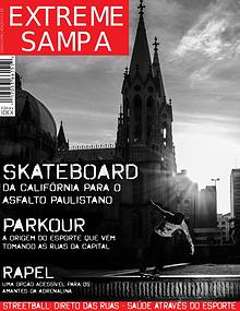 Revista - EXTREME SAMPA