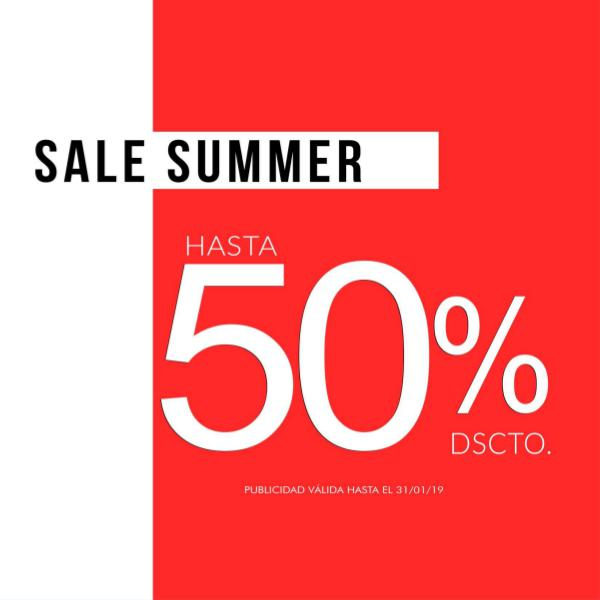 SALE SUMMER 50 off 39