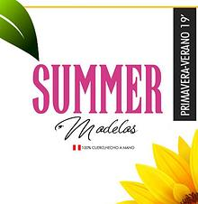 Catálogo Summer 2018