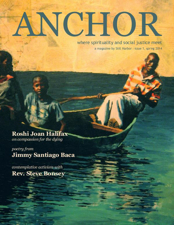 Anchor Issue 01
