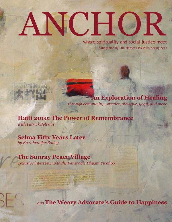 Anchor Issue 03