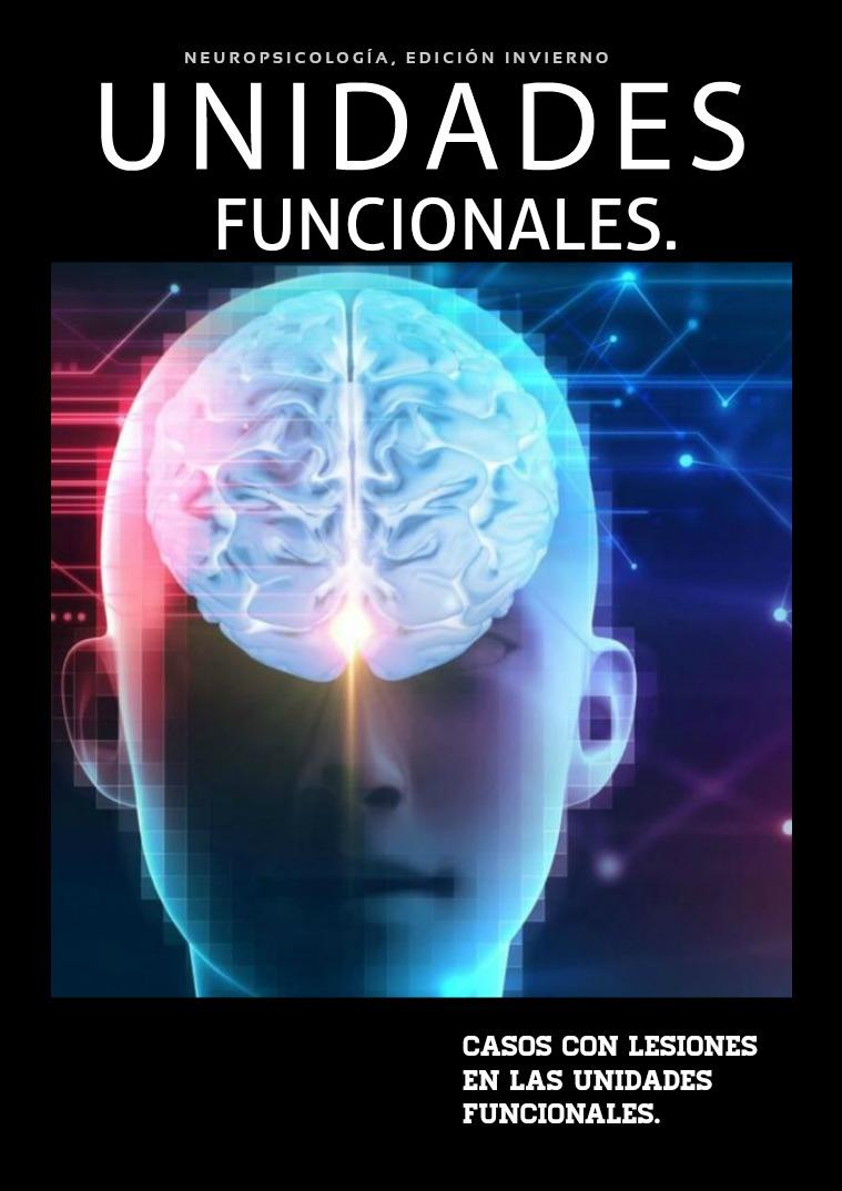 Unidades Funcionales Unidades Funcionales de Luria.