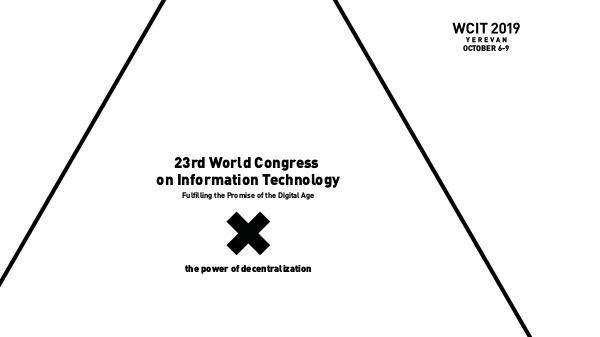 WCIT2019 | Overview WCIT 2019_Presentation_Minsk