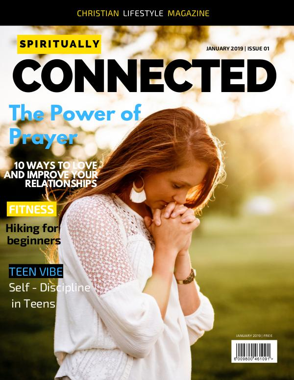 Spiritually Connected Magazine Issue 1