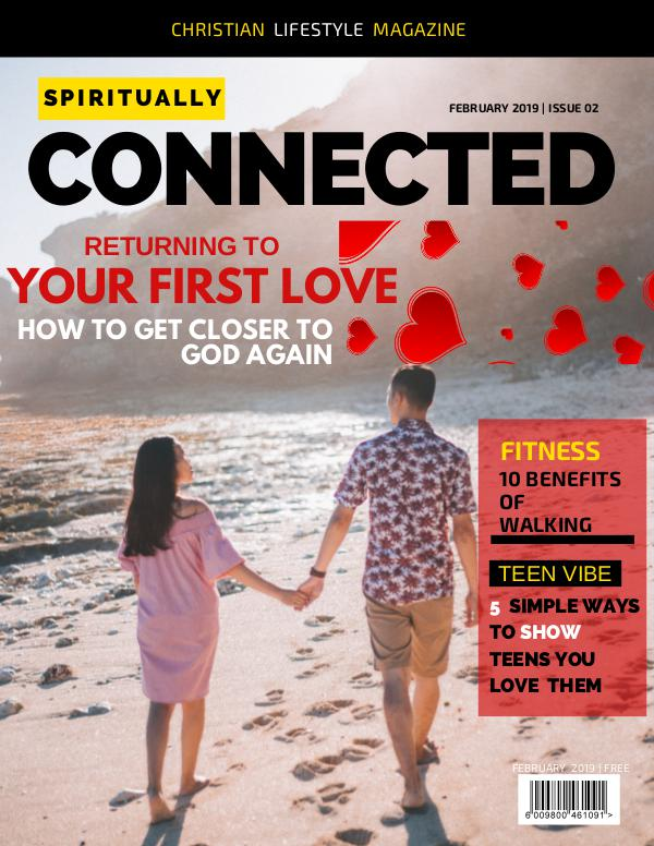 Spiritually Connected Magazine issue 2.