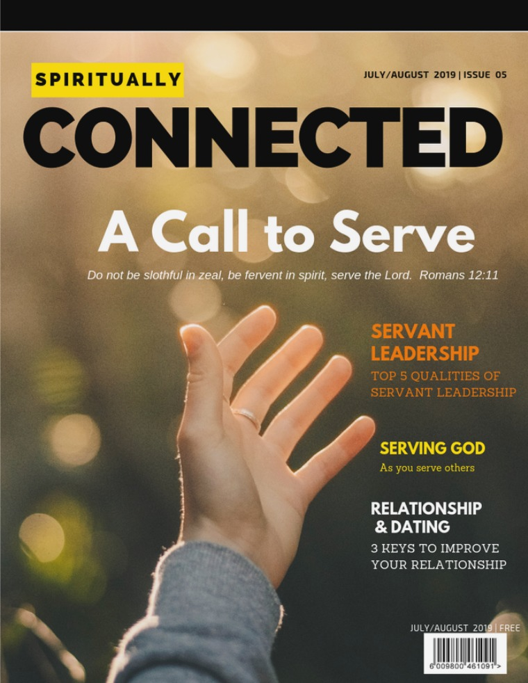 Spiritually Connected Magazine Issue 5