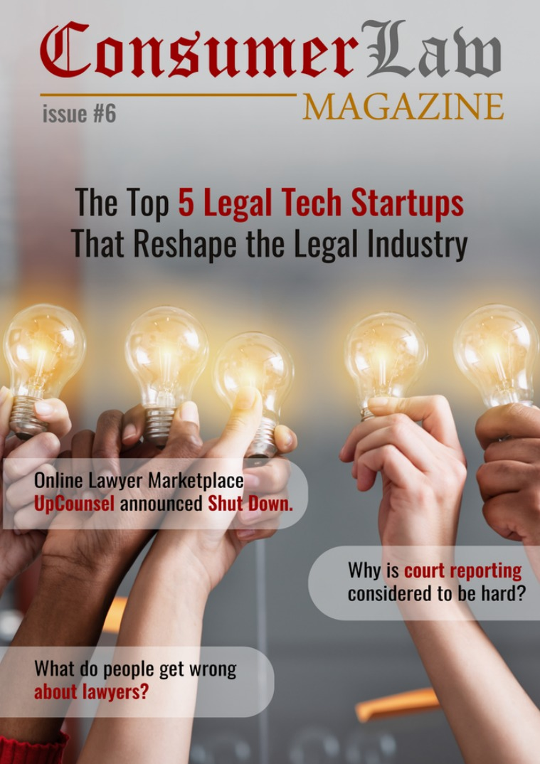 The Consumer Law Magazine Issue #6 Mar 1