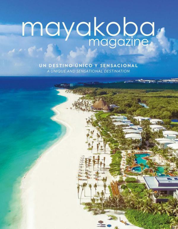 Mayakoba Magazine Mayakoba Magazine