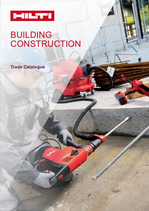 Digital Trade Catalogue Building Construction