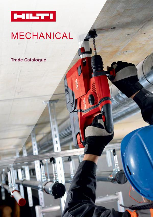 Digital Trade Catalogue Mechanical