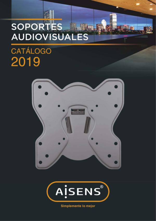 Catálogo AISENS Soportes 2019 AISENS_SOPORTE_2019