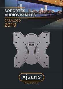 Catálogo AISENS Soportes 2019