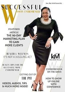 Successful Woman Entrepreneur