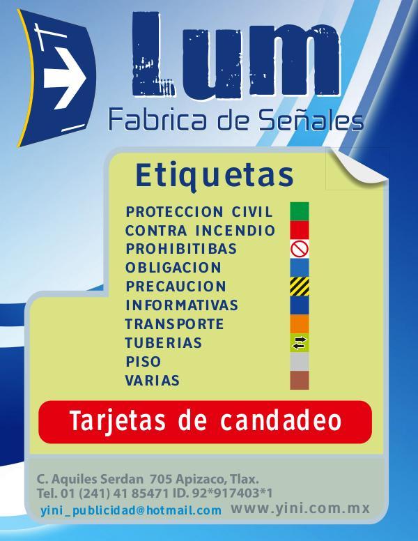 catalogo etiquetas PDF