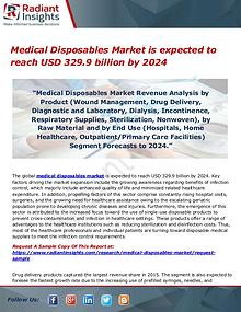 Medical Device Market Research Reports