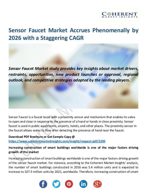 Sensor-Faucet-Market