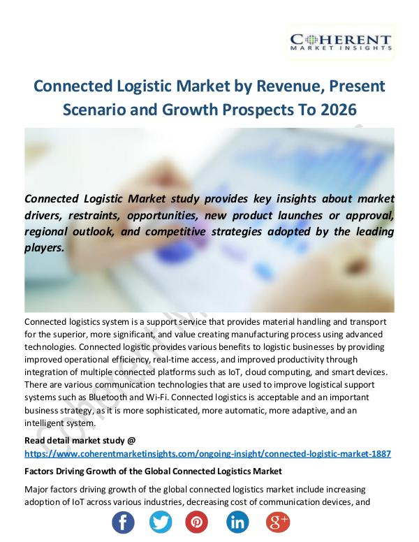 Connected Logistic Market