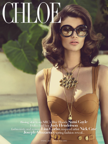 CHLOE Magazine Spring 2014 Volume 4 Issue 4