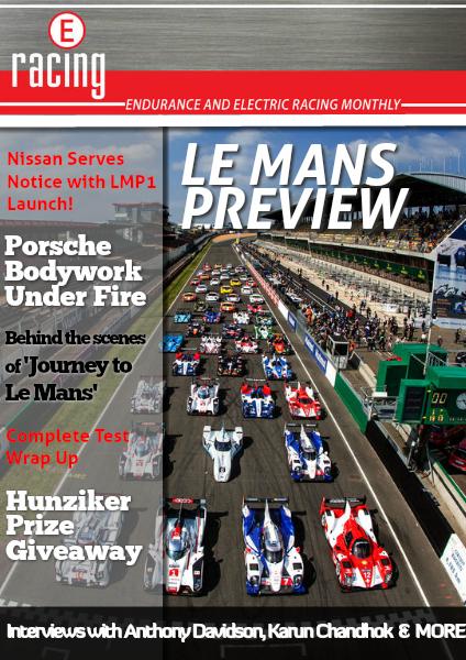 eRacing Magazine Vol. 1 Issue. 6