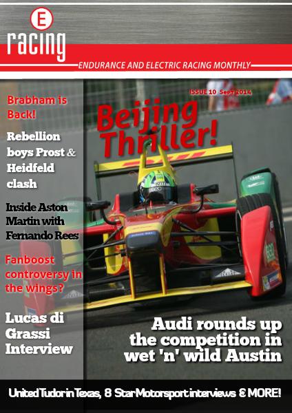 eRacing Magazine Vol 1. Issue 10