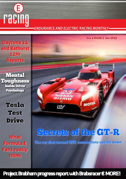 eRacing Magazine Vol 2. Issue 2