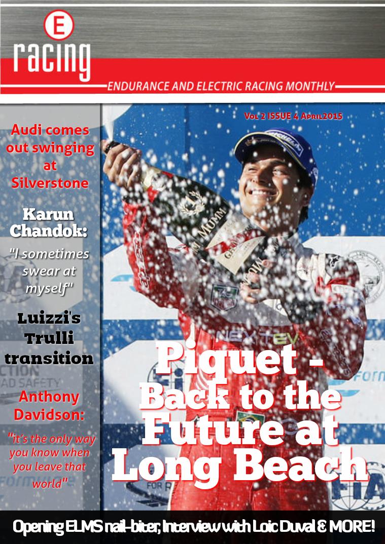 eRacing Magazine Vol 2. Issue 4