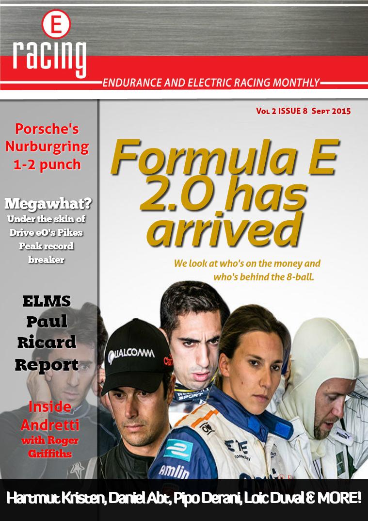 eRacing Magazine Vol 2. Issue 8