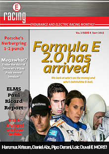 eRacing Magazine