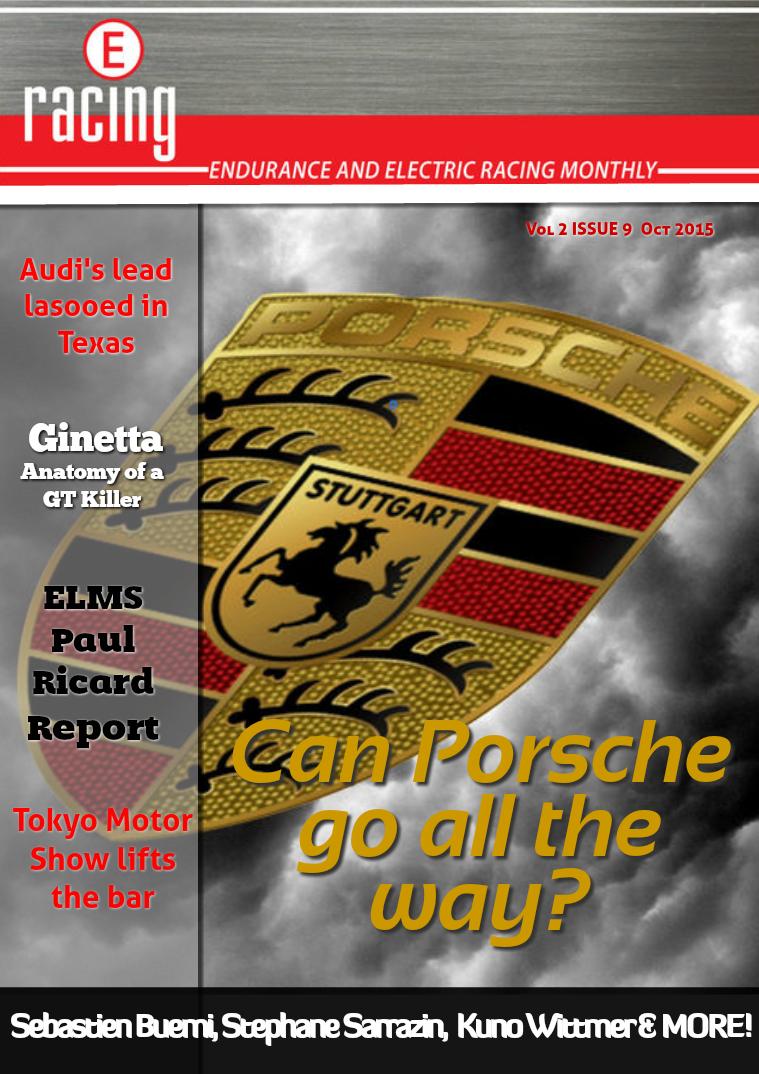 eRacing Magazine Vol 2. Issue 9