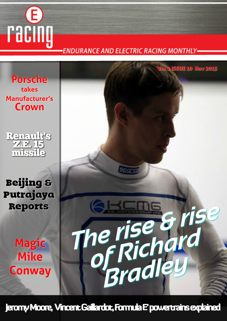 eRacing Magazine Vol 2. Issue 10