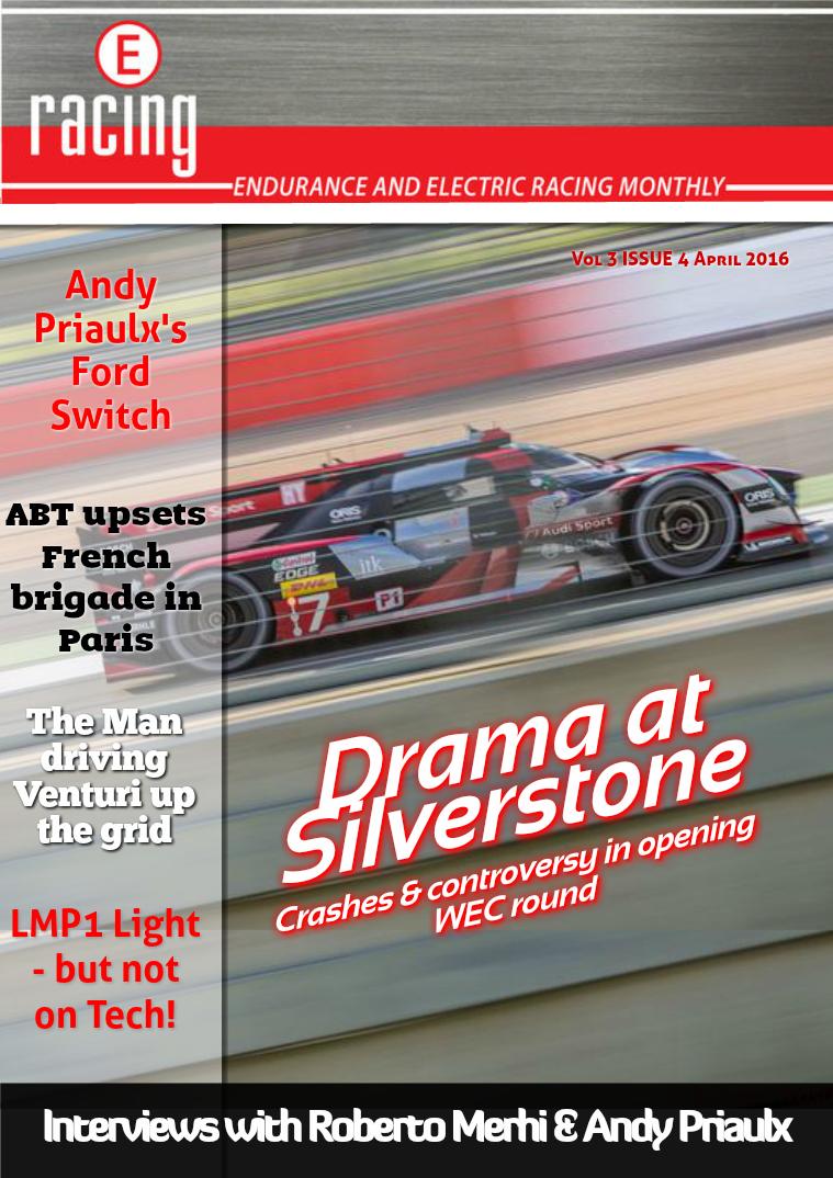 eRacing Magazine Vol 3 Issue 4