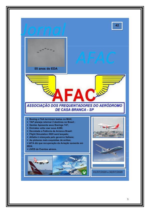 Jornal Digital AFAC Edição 42