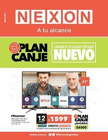 Catálogo Mayo - Nexon