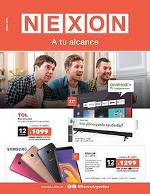 Catálogo Julio - Nexon