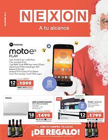 Catálogo Diciembre - Nexon