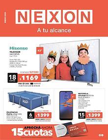 Catálogo Enero 2020 - Nexon