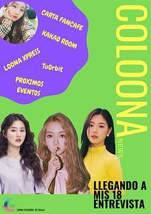 COLOONA NEWS - 1ra Edición