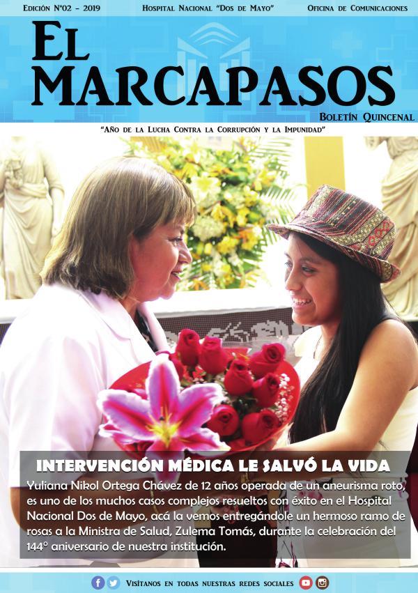 El Marcapasos Quincenal Edición 02