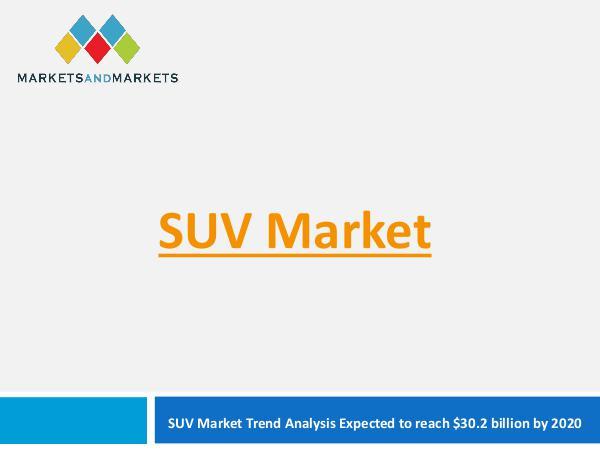 SUV Market