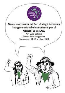 Narrativas dialogo aborto LAC - RSMLAC